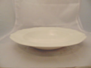 Mikasa Antique White Ultima Rimmed Soup Bowl(S)