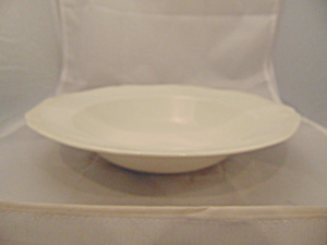 Mikasa Antique White Ultima Rimmed Serving Bowl