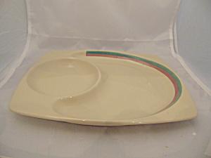 Pfaltzgraff Juniper Snack Plate  (Image1)