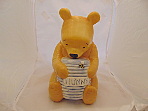Disney Treasure Craft Winnie The Pooh Cookie Jar