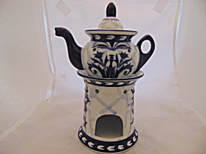 Bombay 2 Cup Teapot W/warmer