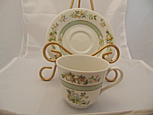 Royal Doulton Tonkin Cups And Saucer(S) Vintage 1975-1992