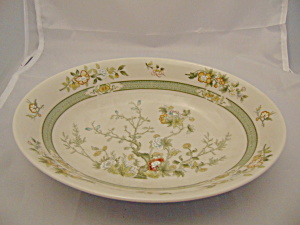 Royal Doulton Tonkin Oval Serving Bowl Vintage 1975-1992