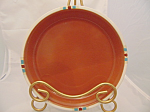 Dansk Mesa Terracotta Dinner Plates(S) Japan