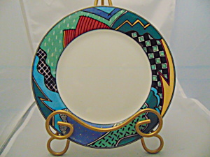 Christopher Stuart Rave Chop Plate Or Round Platter