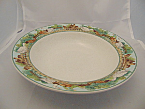 Mikasa Studio Nova Country Inn Serving Bowl
