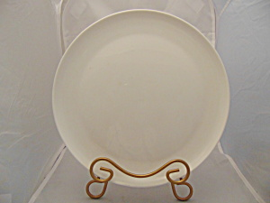Fitz & Floyd Nevaeh White Dinner Plate(S) Bone China