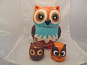 Walmart Bright Owl Cookie Jar