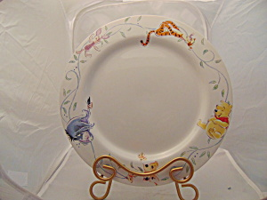 Disney China By Milne & Shepard Dinner Plate(S) Stoneware Pooh