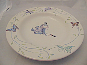 Disney China by Milne & Shepard Soup Bowl Style 2 Stoneware Pooh (Image1)