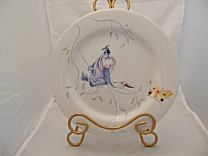 Disney China By Milne & Shepard Salad Plate Style 2 Eyore