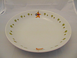Disney Channel 7-eleven Winnie The Pooh Coupe Soup Bowl(S)