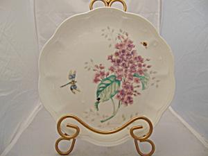Lenox Butterfly Meadow Orange Sulphur Lunch Plates  (Image1)