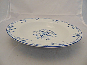 Laura Ashley Sophia Rimmed Soup Bowl(S)