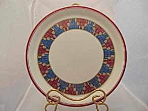 Dansk Raffia Salad Plate(s) (Image1)