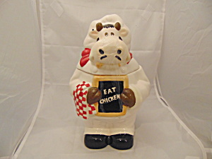 Chik-fila Cookie Jar