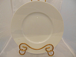 Dansk Winter White Salad Plates Made In Bangladesh