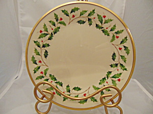Lenox Holiday Salad Plate(S) Mint