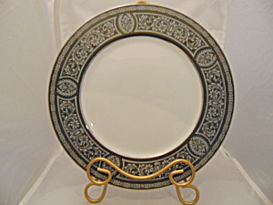 Fine China of Japan Forest Damask Dinner Plate(s) (Image1)