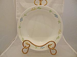 Corelle Secret Garden Flat Soup Bowls (Image1)