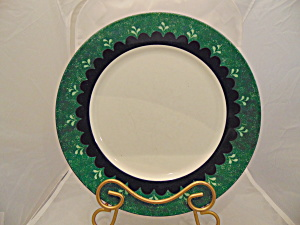 Lenox Bedazzled Emerald Dinner Plate(S)