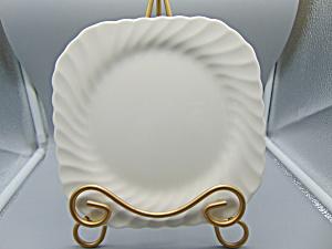 Johnson Bros. Regency White Square Salad Plate  (Image1)