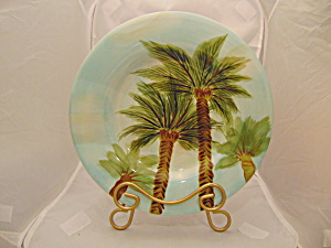 Tabletops Baja Palm Dinner Plate(S)