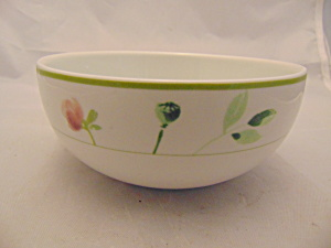 Dansk Peonies Cereal Bowl(S) Made In Portugal