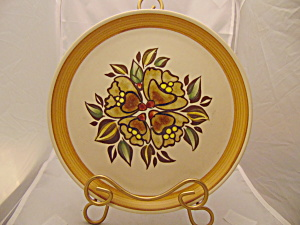 Denby Langley Oak Apple Dinner Plate(s) (Image1)