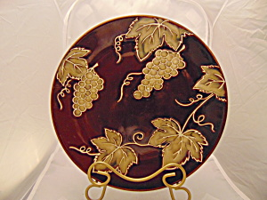 Tabletops Rustic Grape Dinner Plate(S)