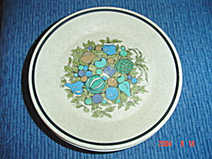 Lenox Temperware Fall Bounty Bread And Butter Plates
