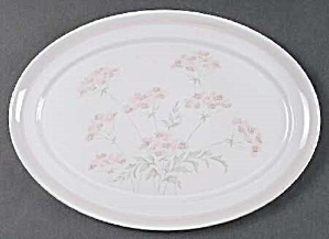 Denby Brittany Oval Small Platter