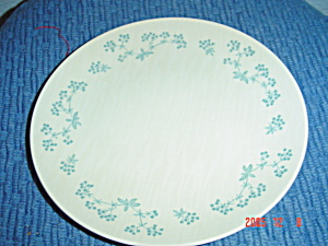 Royal Doulton April Showers Bread and Butter Plates (Image1)