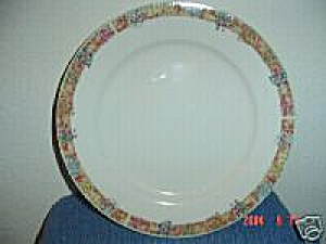 Nikko Patra Beacon Hill Dinner Plates