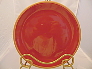 Bobby Flay Red Dinner Plate(S)