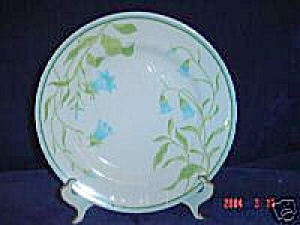 Franciscan Bluebell Salad Plate