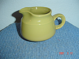 Franciscan Pebble Beach Creamer