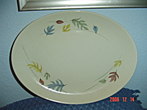 Franciscan Autumn Oval Platter
