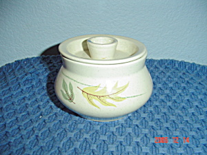 Franciscan Autumn Covered Sugar Bowl