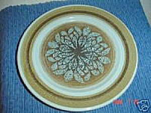 Franciscan Nut Tree Dinner Plates