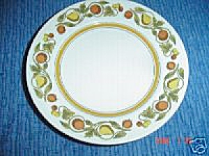 Franciscan Pickwick Dinner Plates