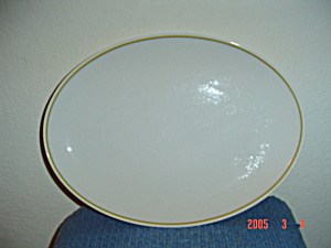 Franciscan Pickwick Oval Platter
