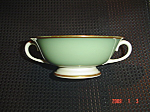 Franciscan Palomar Jasper Footed Creme Soup Cups