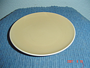 Franciscan Fan Tan Bread And Butter Plates