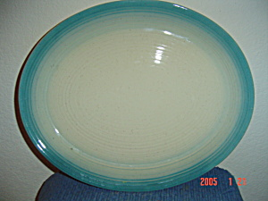Franciscan Blue Skies Country Craft Dinner Plates