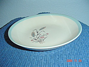 Homer Laughlin Spring Garden Soup Bowl