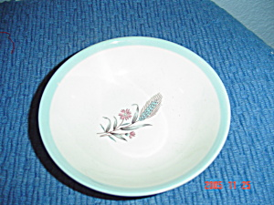 Homer Laughlin Spring Garden Cereal Bowls