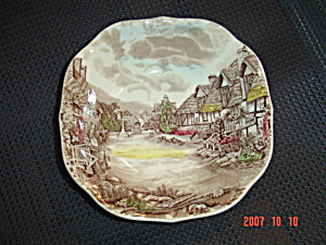 Johnson Olde English Countryside Square Cereal Bowls (Image1)