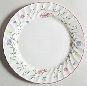 Johnson Bros. Summer Chintz Salad Plates