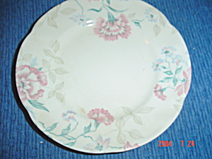 Johnson Bros. Pink Lynton Salad Plates